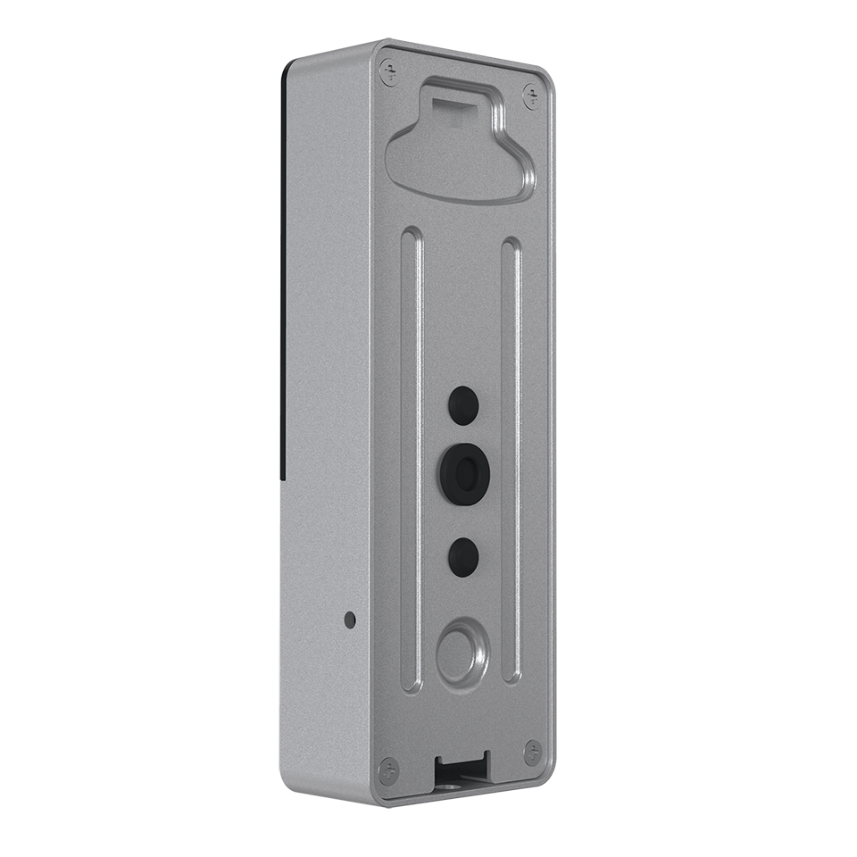 Slinex ML-20HD (silver + black) Individual outdoor panel with AHD/CVBS support